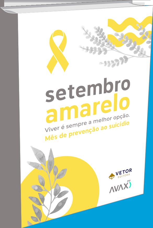 Capa E-book Setembro Amarelo