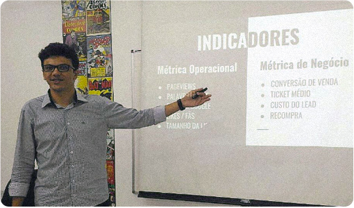 Aula sobre inbound marketing