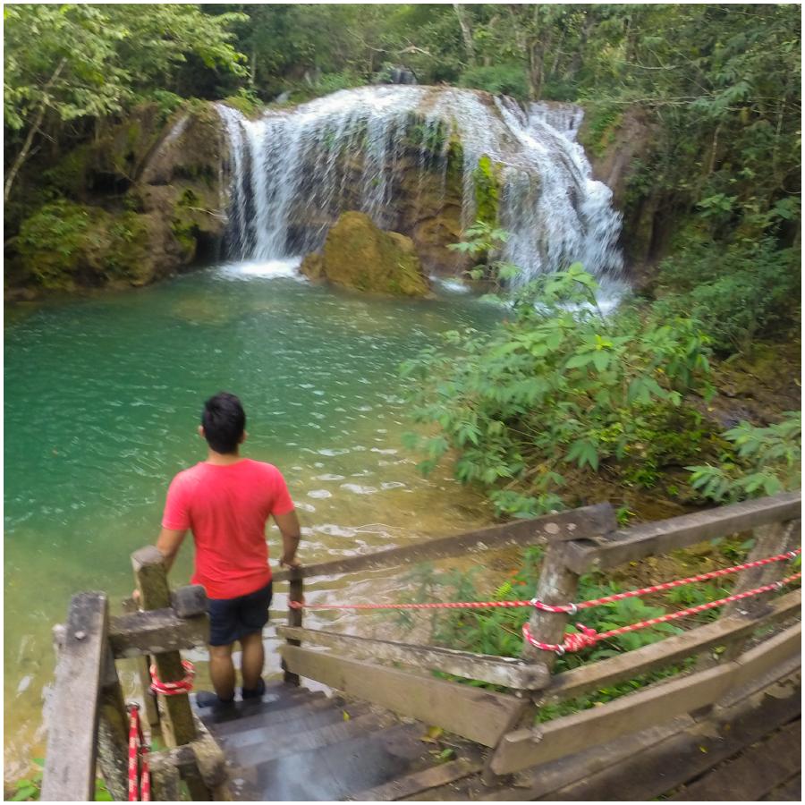 Passeio de Trilha e Cachoeira na Estância Mimosa