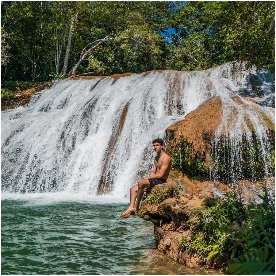 Passeio pelas Cachoeiras da Serra da Bodoquena
