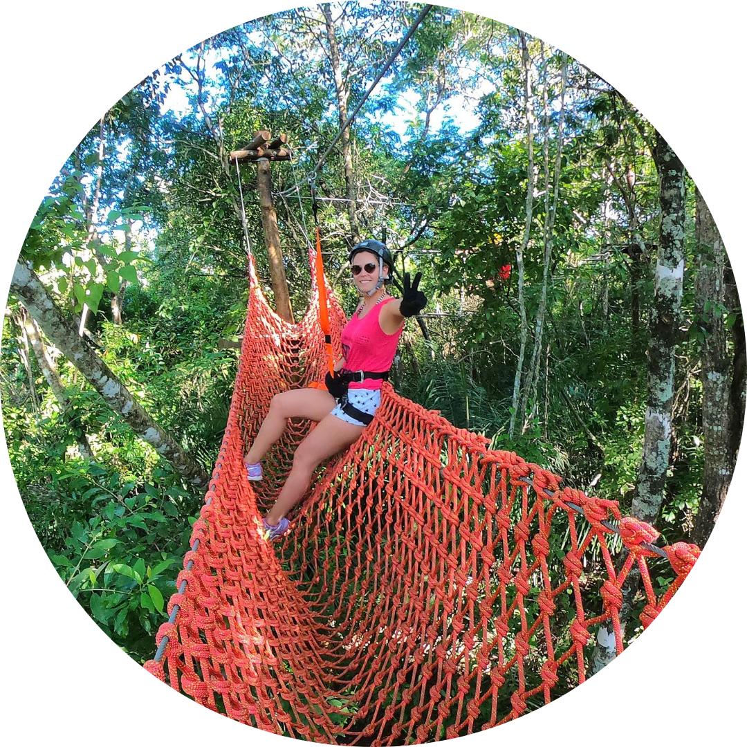 Formoso adventure no parque ecológico