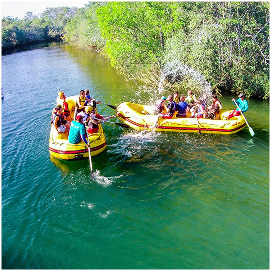 Passeio de Stand Up Paddle no EcoPark