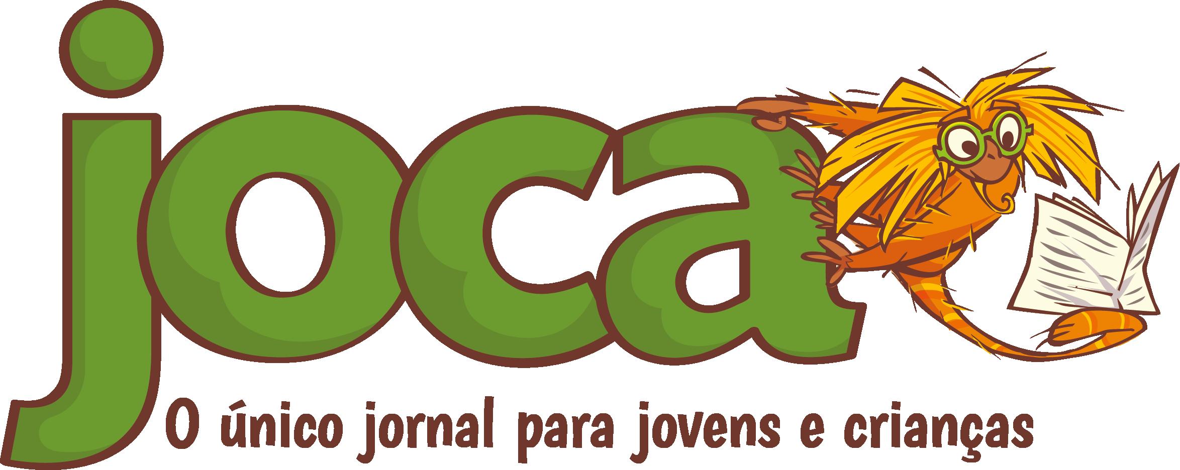 Joca - o único jornal para jovens e crianças do Brasil