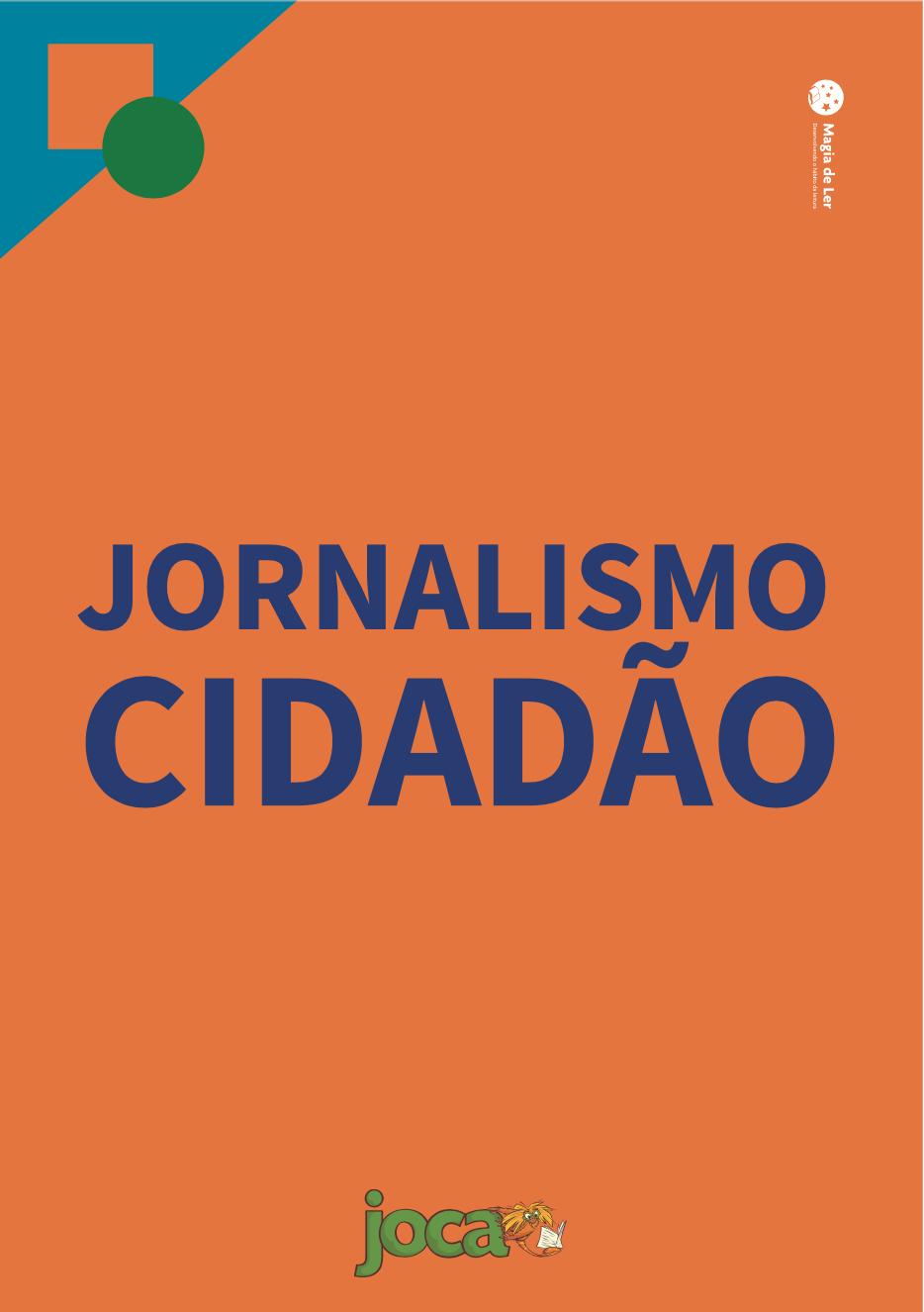 eixo jornalismo e informação, aula 3: jornalismo cidadão