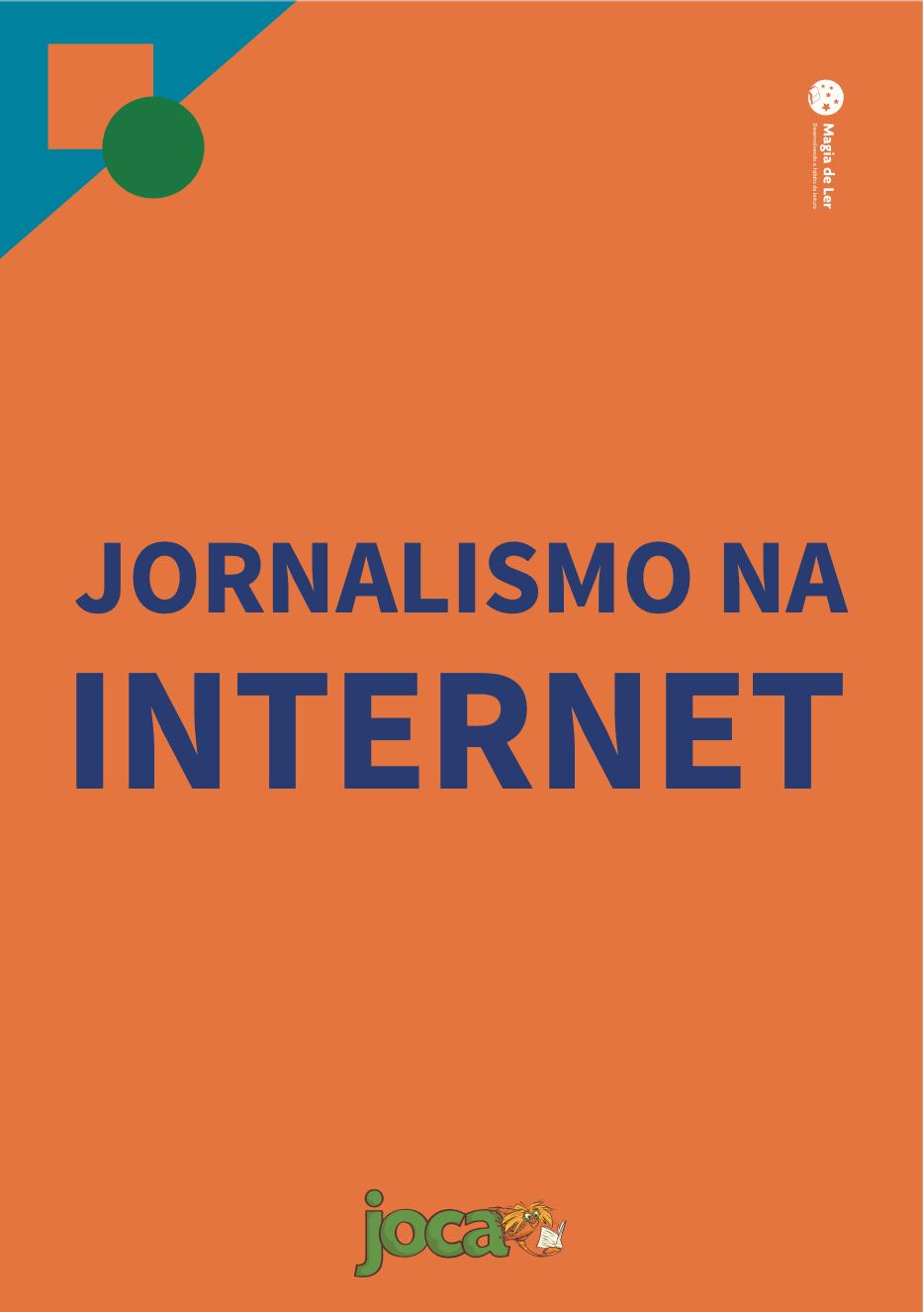 eixo jornalismo e informação, aula 1: jornalismo na internet