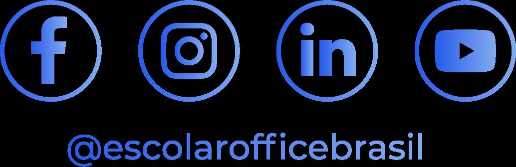Ícone de mídias sociais
