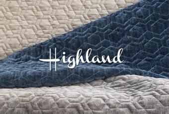 Coleção Highland by Quaker Decor