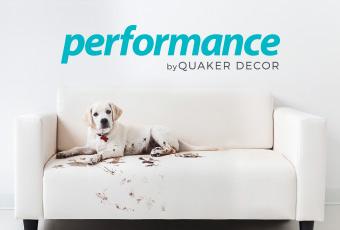 Coleção Performance by Quaker Decor