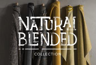 Coleção Natural Blended by Quaker Decor