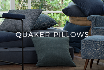 Quaker Pillows