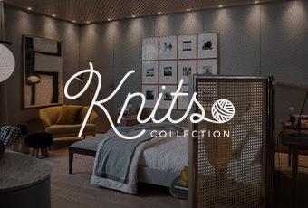 Coleção Knits Collection by Quaker Decor