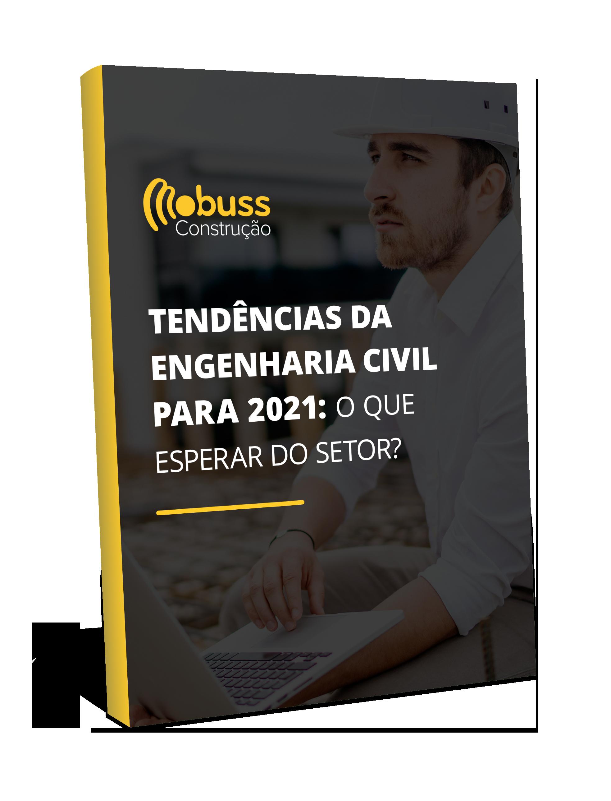 tendências engenharia civil 2021