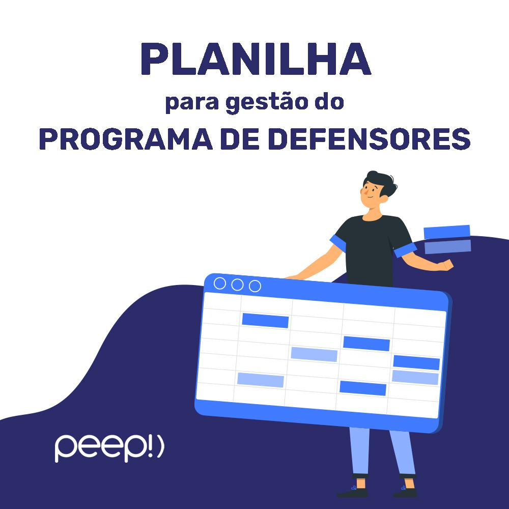 Programa de defensores