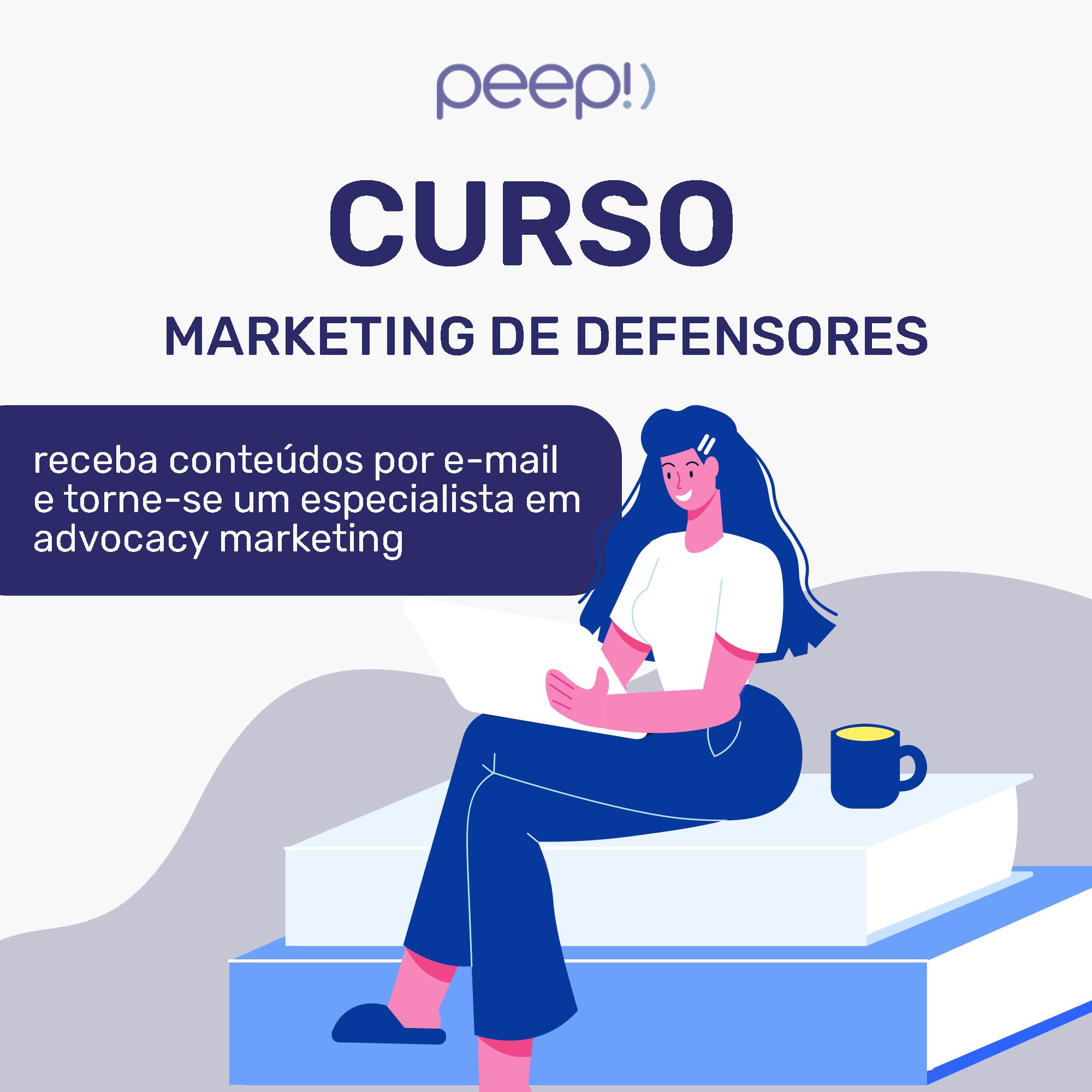 Curso Marketing de Defensores