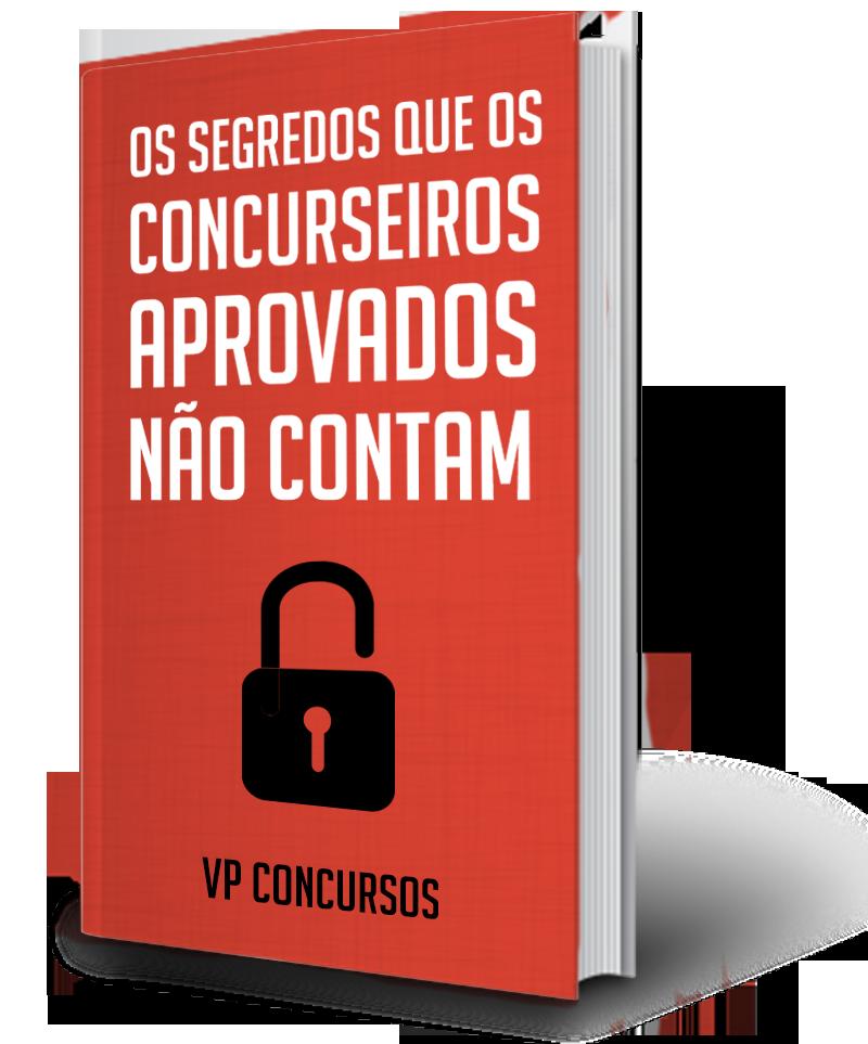 e-Book: os segredos que os concurseiros aprovados não contam para passar em concursos públicos