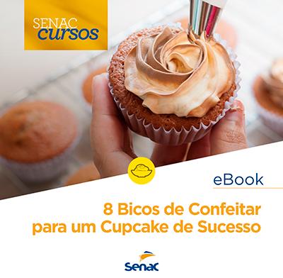 Capa E-book Cupcake