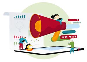 Como promover publicações