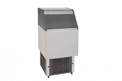 Máquina de Gelo em Cubo  Capacidade de Depósito : 25kg - 1.125 cubos