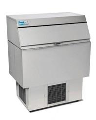 Máquina de Gelo em Cubo  Capacidade de Depósito : 50kg - 2.250 cubos