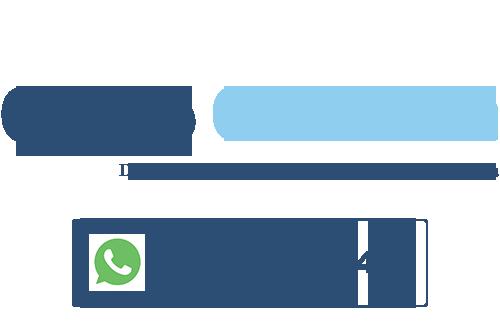Grupo Clauwan - Aluguel de Máquina de Gelo - Logo e número do whatsapp