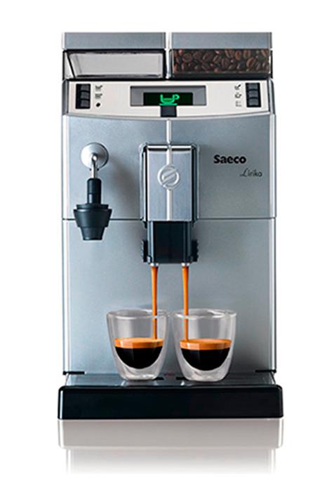 Maquina de Cafe Lirika Plus
