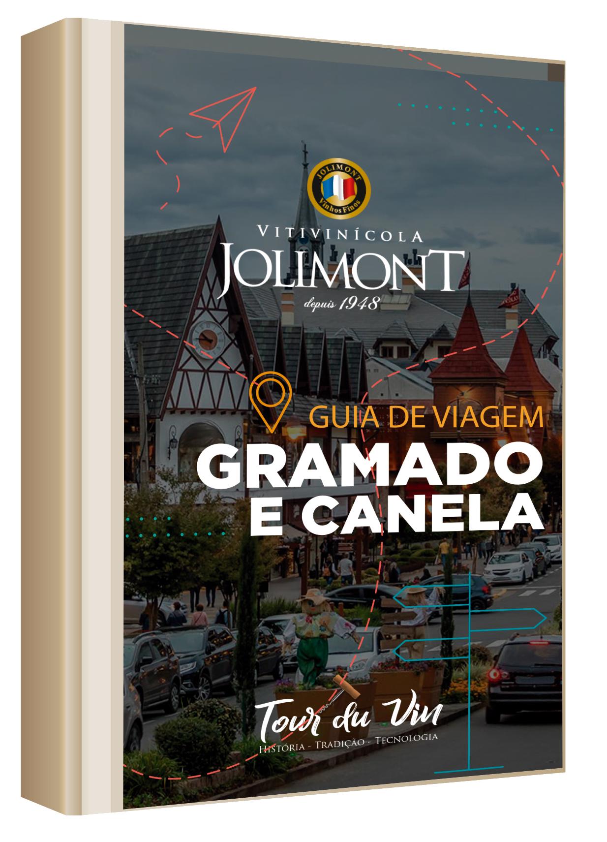 Guia de Viagem Gramado e Canela