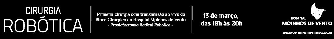 Cirurgia Robótica - Hospital Moinhos de Vento