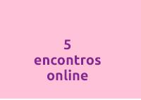 5 encontros online