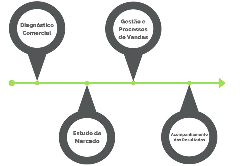 Metodologia - Consultoria de Vendas