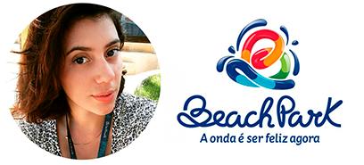Julia Monteiro - Assistente Dep. Financeiro