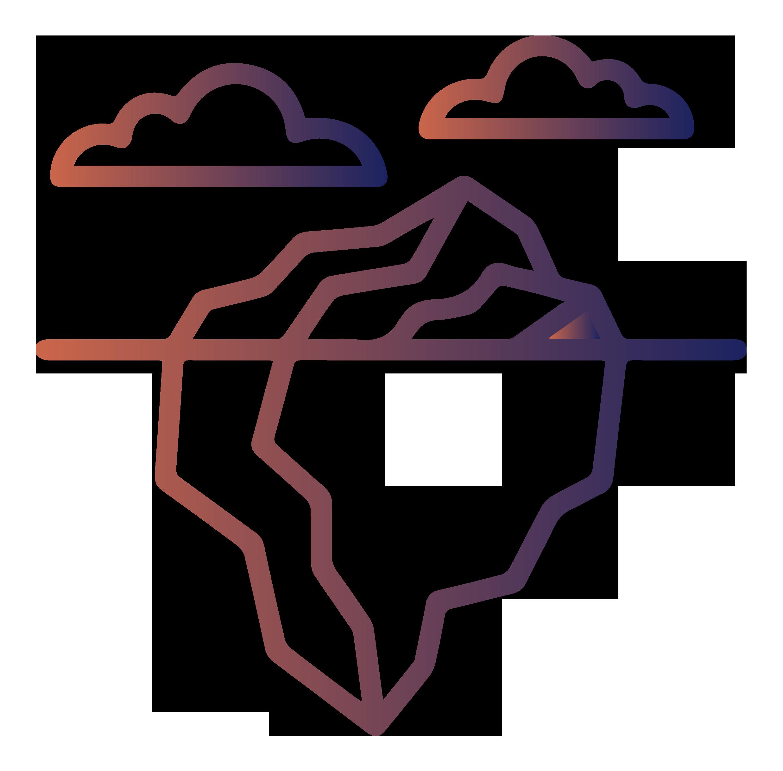 [Infográfico] Iceberg   da Conciliação