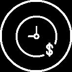 Diminuição de tempo e custos operacionais