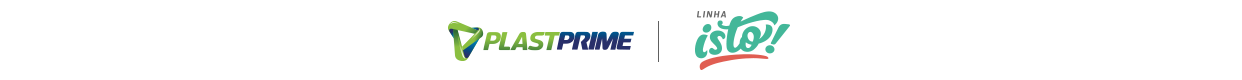 Logo PlastPrime e Linha Isto