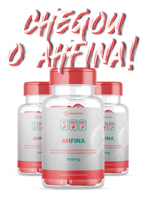 Chegou o AHFINA!