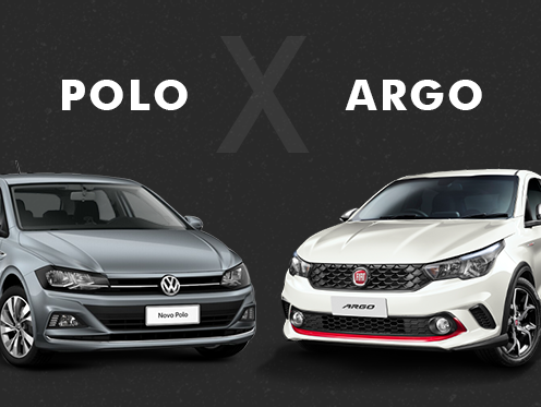 Comparativo Argo Polo