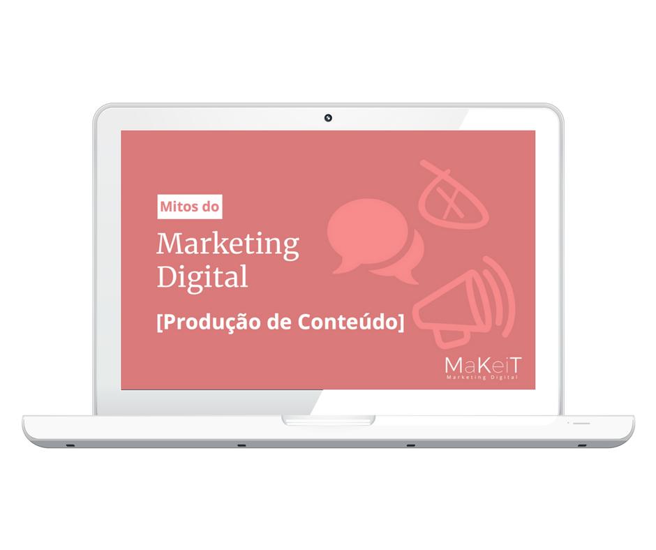 Ebook Mitos do Marketing Digital