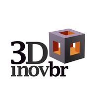 Logo 3D Inov BR