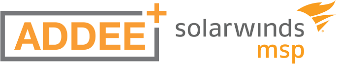Logo ADDEE SolarWinds MSP