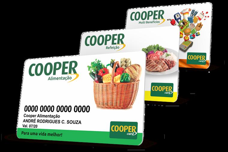 Cooper Alimentação Cooper Refeição Cooper Multi Benefícios