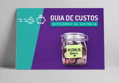 Ebook Guia de Custos Intercâmbio Austrália