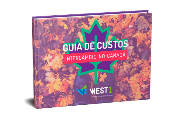 Ebook Guia de Custos Intercâmbio Canadá