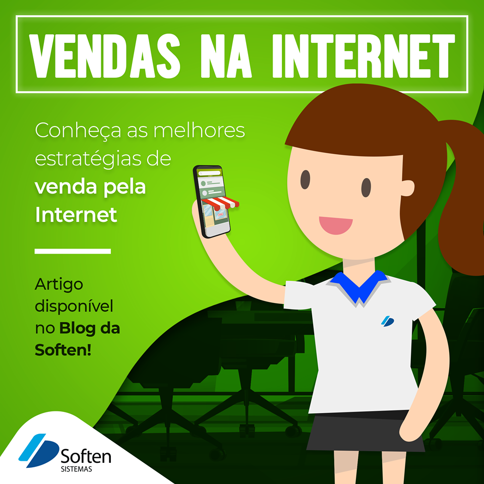 Vendas na Internet Soften Sistemas