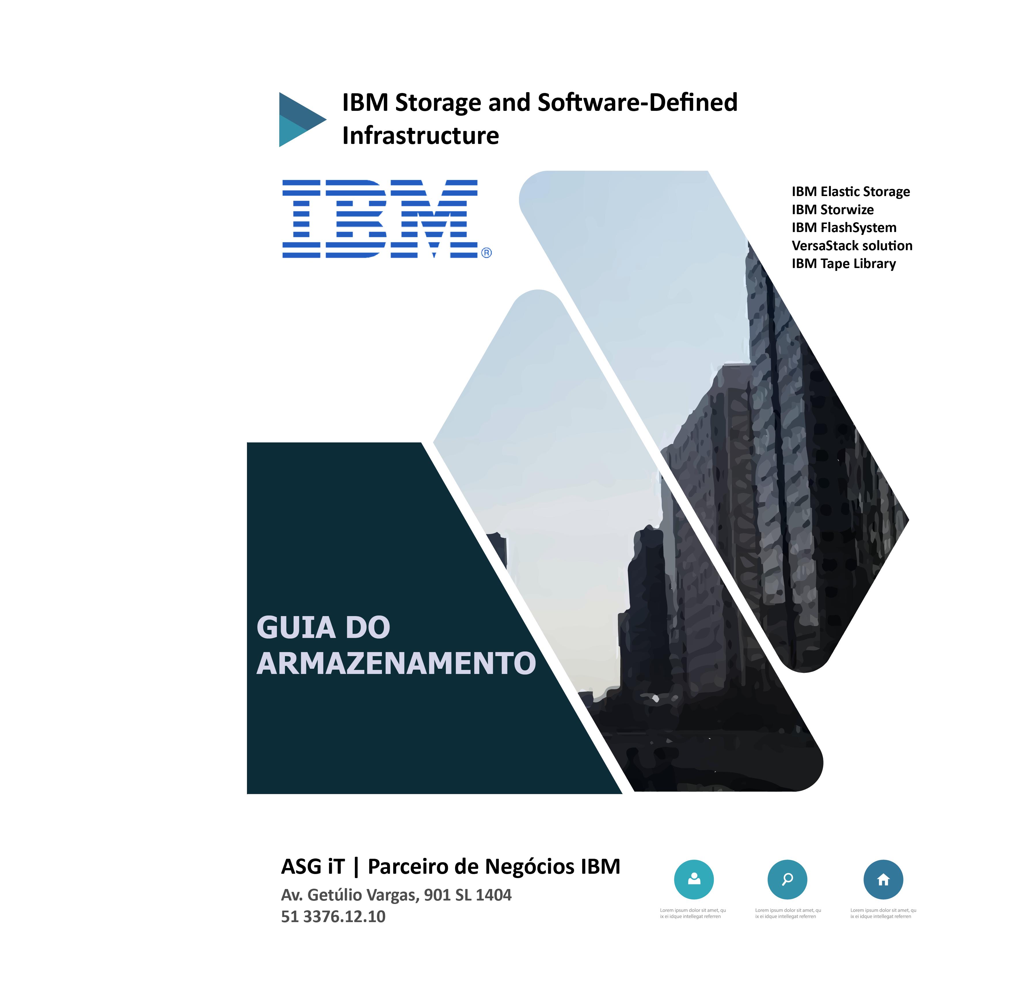 Guia do armazenamento IBM
