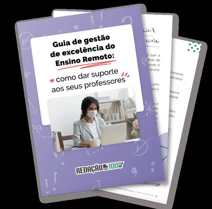 guia de gestão do ensino remoto