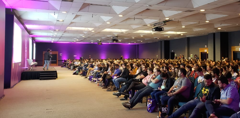 1ª palestra sobre Audio Marketing do RD Summit