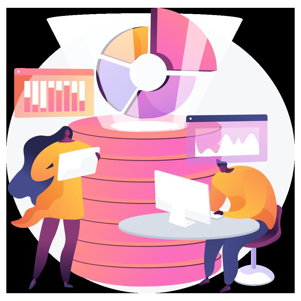 """O plano de marketing elaborado pela GS2 Marketing propôs uma estratégia focada em Inbound Marketing. A produção de conteúdo em diversos canais, como blog e redes sociais, faz parte do pilar fundamental da estratégia, que tem como objetivo gerar leads em todos os momentos nas etapas do funil.     No topo de funil, temos a produção de diversos e-books e infográficos para a conversão de leads. A nutrição desses leads é realizada por meio de e-mail e para atrair leads no fundo do funil, que já estão procurando por uma clínica veterinária ou por um serviço de urgência e emergência, há investimento em mídia paga no Google.    Os conteúdos produzidos para o blog são desenvolvidos seguindo as boas práticas de SEO (Search Engine Optimization), com o objetivo de geração de tráfego orgânico. Tornando a marca referência em uma região mais abrangente.     Para criar uma """"ponte"""" de comunicação mais próxima da marca Inova Hospital Veterinário com seu público, foi criada uma família de 3 personagens, que representa os mascotes dos principais tipos de clientes: amantes de cães, gatos e animais silvestres.    Os personagens são representados nas cores da marca, mas também em suas personalidades. Cão (amarelo, cor da alegria e energia), Gato (roxo, calmo e místico) e Iguana (verde, mata e selvagem). O trio de mascotes protagonizam os e-books, infográficos e postagens sociais da marca, trazendo exclusividade para a comunicação."""