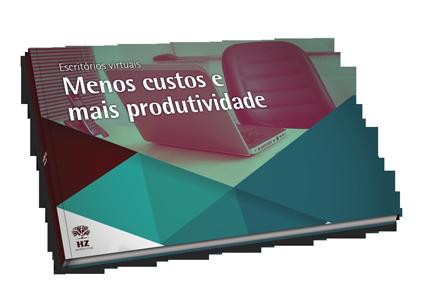 Ebook Escritórios Virtuais: Menos custos e mais produtividade