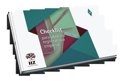 Checklist para abrir ou registrar sua empresa