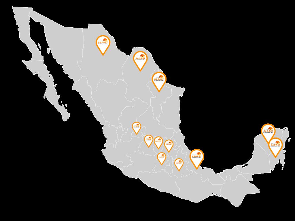 Grupo Sadasi tiene presencia en 12 estados de la República