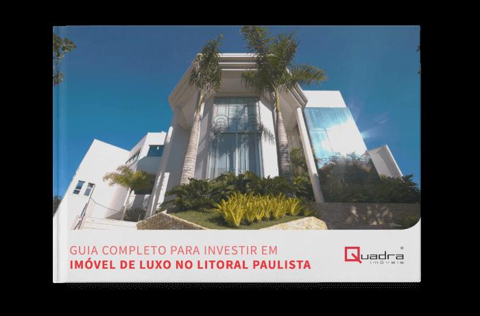 Capa do ebook: Guia completo para investir em imóvel de luxo